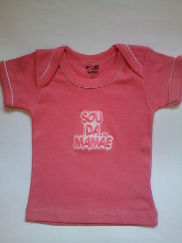 roupinha de bebe camiseta