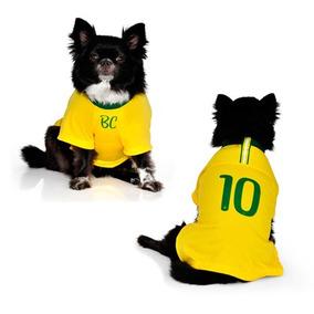 414e3c574f Roupa Pet Copa - Laços e Roupas para Cachorros no Mercado Livre Brasil