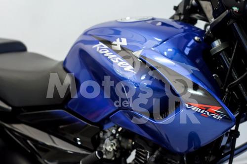 rouser 135 0km 2017 financiacion motos del sur
