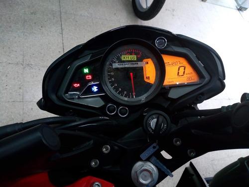rouser 160 ns 160 - carenado like ns 200