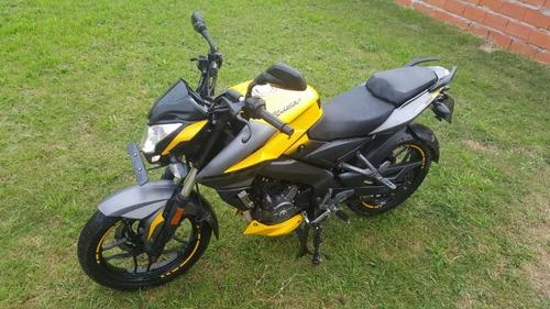 Bajaj Rouser 200 NS - 0km en Motores La Capital