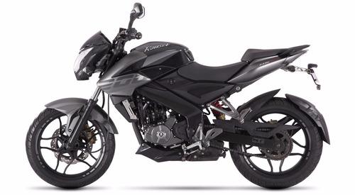 rouser 200 motos