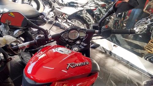 rouser 200 motos bajaj 200