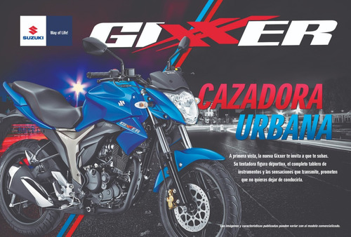 rouser 200 no, suzuki gixxer 150 mod. 2020