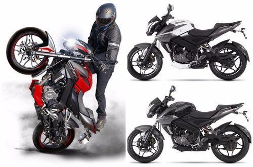 rouser 200 ns  2019 promo black friday ruta 3 motos