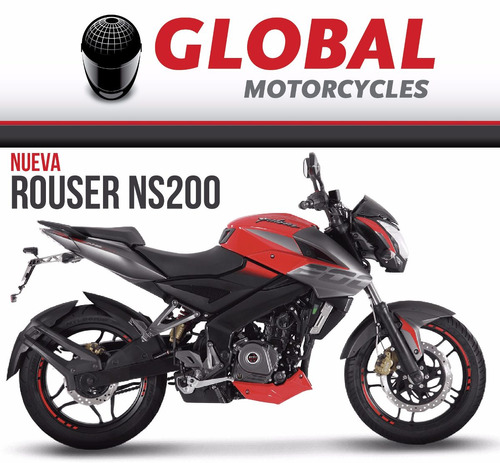 rouser 200 ns bajaj whatsaspp  112511-5640