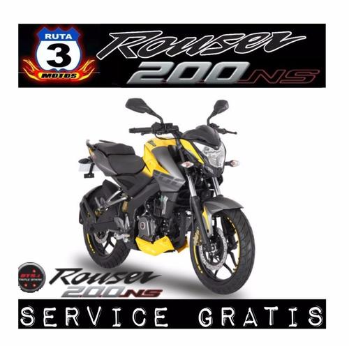rouser 200 ns nacked sport 0 km 2019 promo black friday