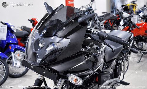 rouser 220 motos moto bajaj