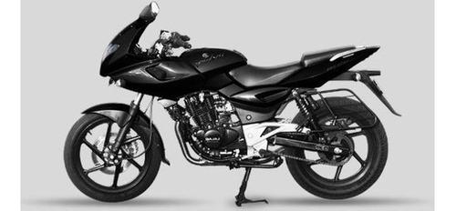 rouser 220cc - motozuni  caballito