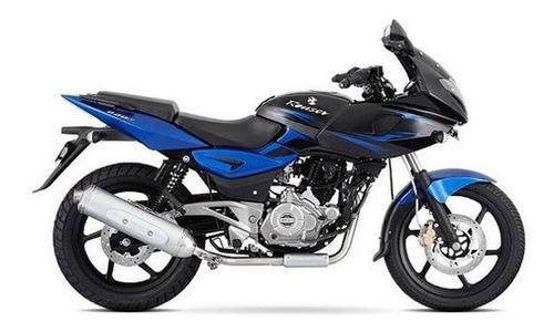 rouser 220cc - motozuni  quilmes