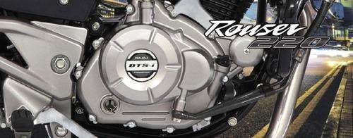 rouser 220cc - motozuni  zárate
