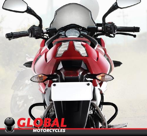 rouser as 200 0km service en oficial global motorcycles 2017