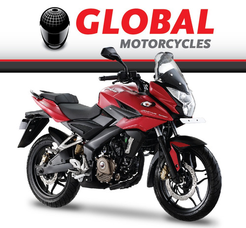 rouser as 200 2018 0 km super oferta en global motorcycles