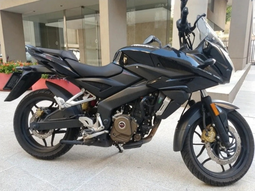 rouser as200 2016 c/alarma impecable!!
