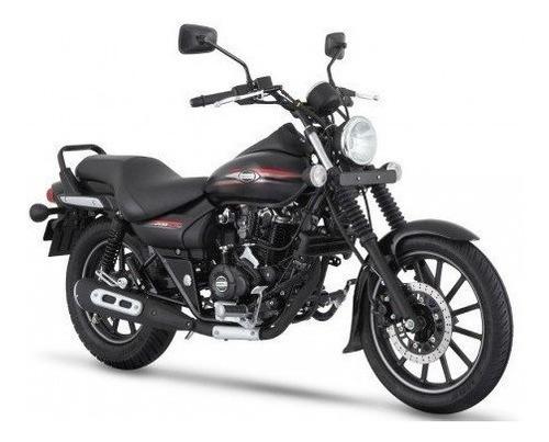 rouser avenger street 220cc - motozuni  adrogué