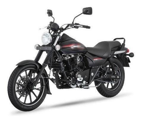 rouser avenger street 220cc - motozuni hurlingham