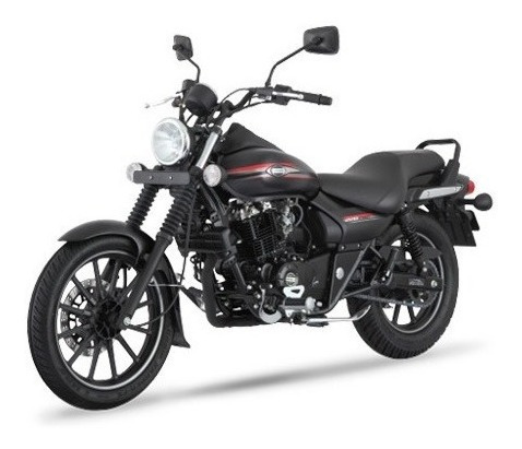 rouser avenger street 220cc - motozuni  merlo