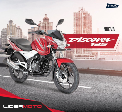 rouser discover 125  lidermoto quilmes