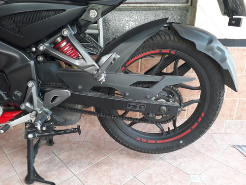 rouser ns 160 impecable 4500km