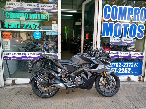 rouser rs 200 2019 impecable alfamotos  1127622372