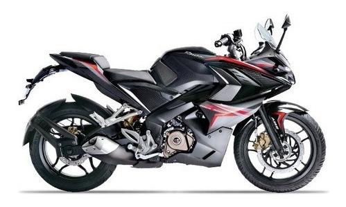 rouser rs 200cc - motozuni cañuelas