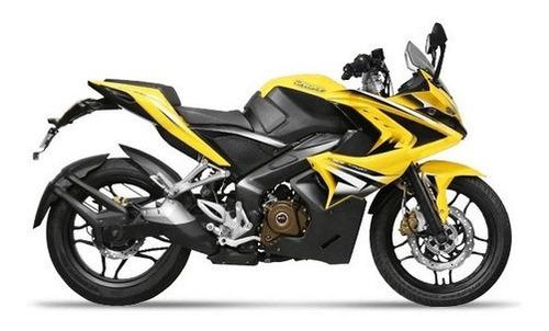 rouser rs 200cc - motozuni ciudadela