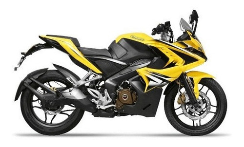 rouser rs 200cc - motozuni  ituzaingó