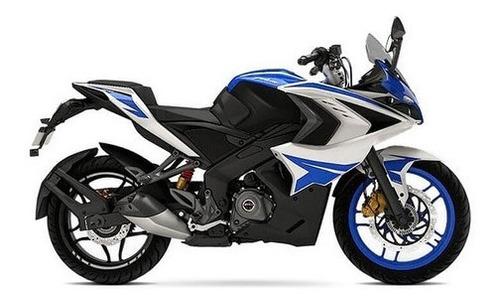 rouser rs 200cc - motozuni  r. castillo