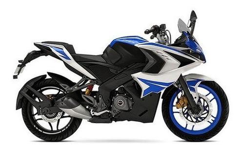 rouser rs 200cc - motozuni  san isidro