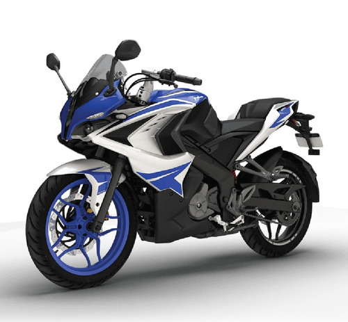 rouser rs rs200 - colores nuevos - 2018 - global