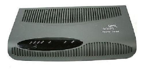 router 3com modelo 3036