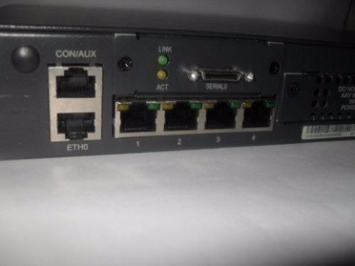 router 3com msr 20-11 multi-service
