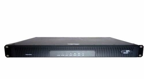 router 3com nos.5012 em  ótimo estado  garantia frete gratis