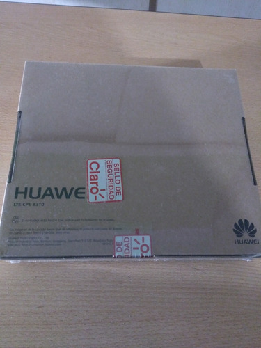 router 4g huawei b310s-518 nuevos / envío gratis