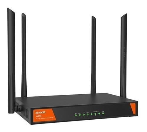 router ac1200 inalambrico tenda w15e