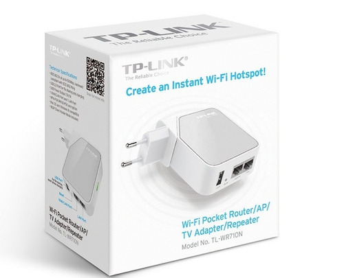 router access point portatil tp-link tl-wr710n wifi usb