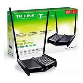 Router Alta Potencia Rompe Muros 300mbps Tl-wr841hp Tp-link