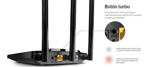 router alta potencia rompemuros mw330hp mercusys