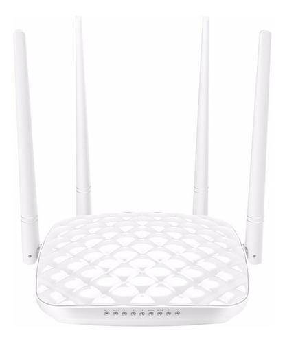 router alto poder 4 antenas tenda fh456 4585