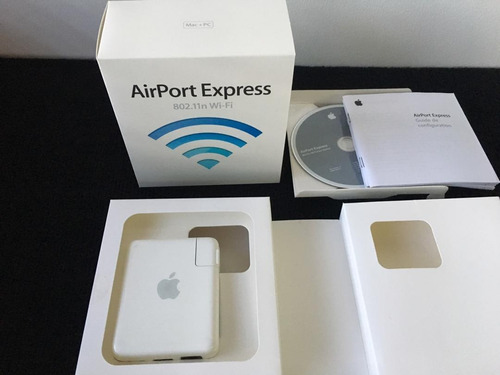 router apple airport express itunes music a1264     d 60