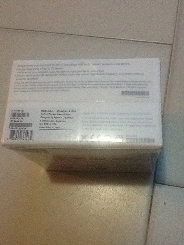 router apple airport express mc414ll/a