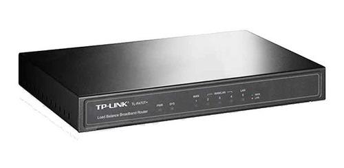 router balanceador de carga 10/100 tplink tl-r470t+