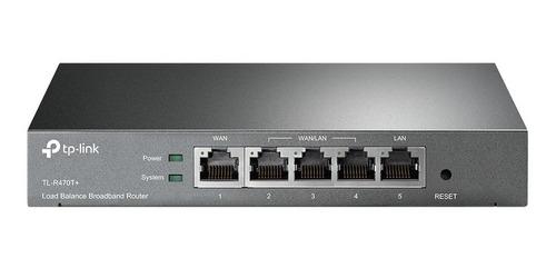 router balanceador de carga banda ancha tp-link tl-r470t