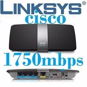 router cisco 1750mbps linksys **tienda fisica ccs pto vent**