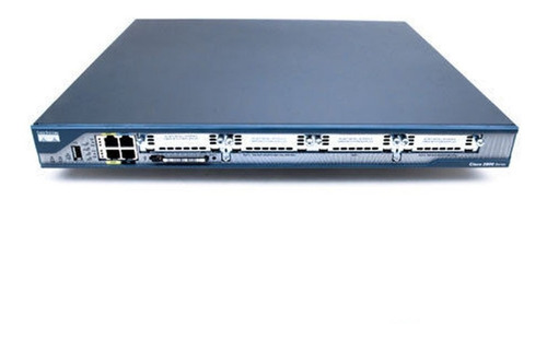 router cisco 2800 series modelo 2801 (180vrds)  - ojo leer -