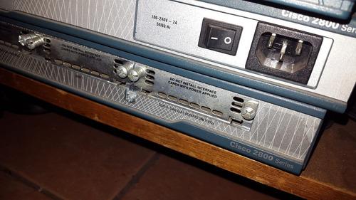 router cisco 2801
