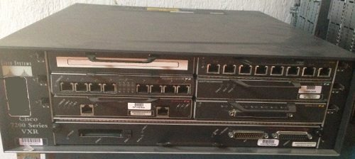 Router Cisco 7206 Vrx