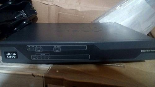 router cisco 880 series 887vam (c887va-k9)