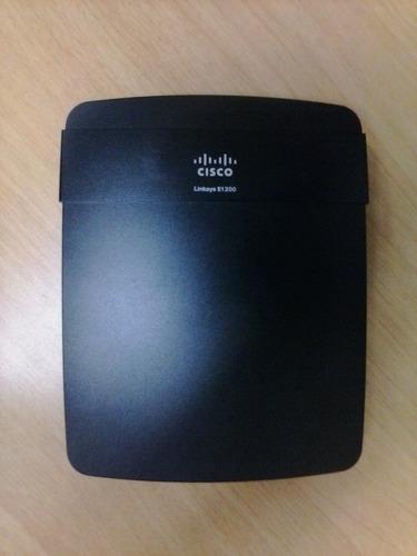 router cisco linksys e1200