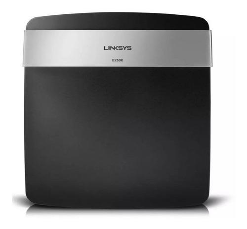 router cisco linksys e2500 wifi banda dual inalambrico n 600